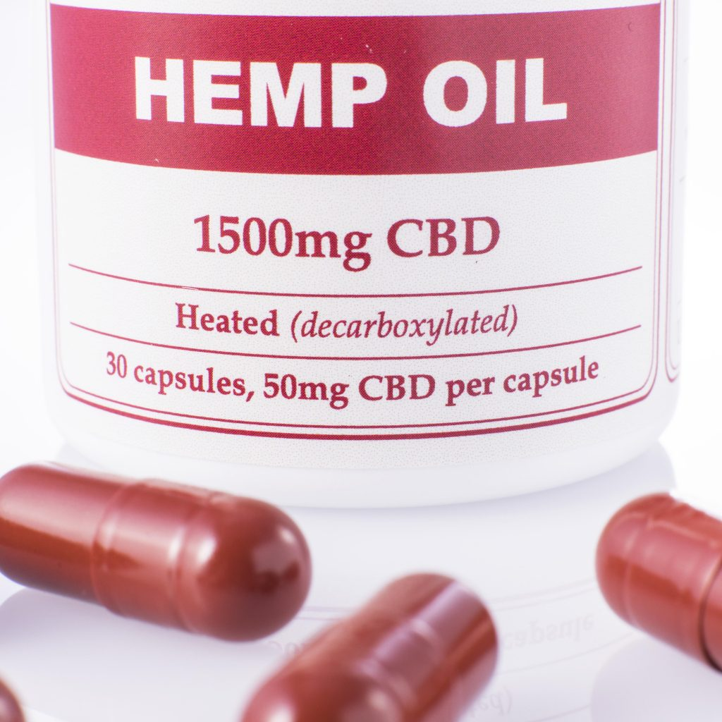 Hemp Oil And CBD Oil 2