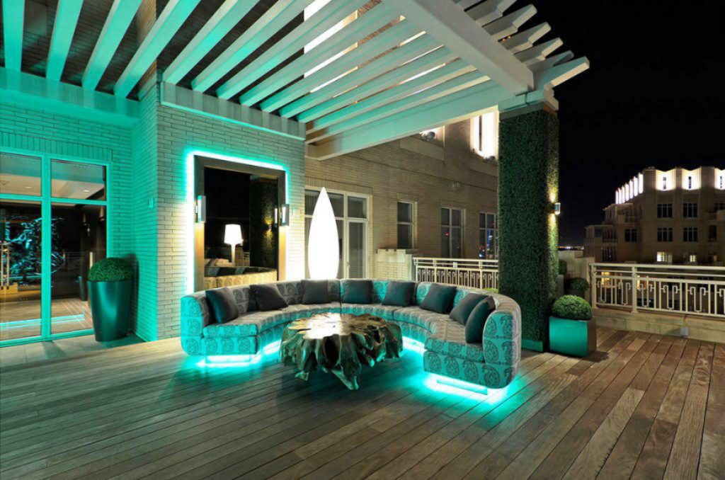 Mood-Lighting-for-Home-Garden