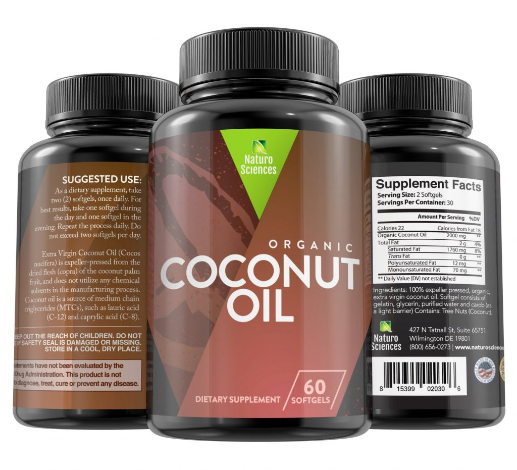 Fat Loss Ally Coconut Oil