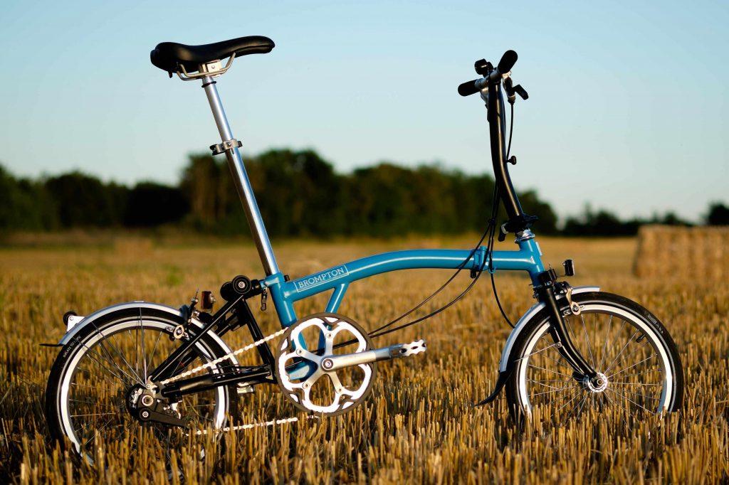 Foldable Bike in 2021